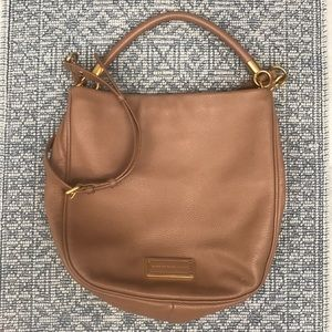 Marc by Marc Jacobs Tan Leather Bag